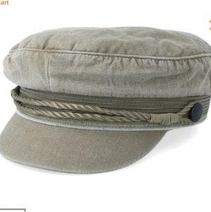 VNTG NWOT Billabong Jack Fiddler Hat